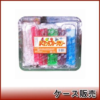 昭和食品 ぱくたっちフルーツゼリー 1箱 × 50本入