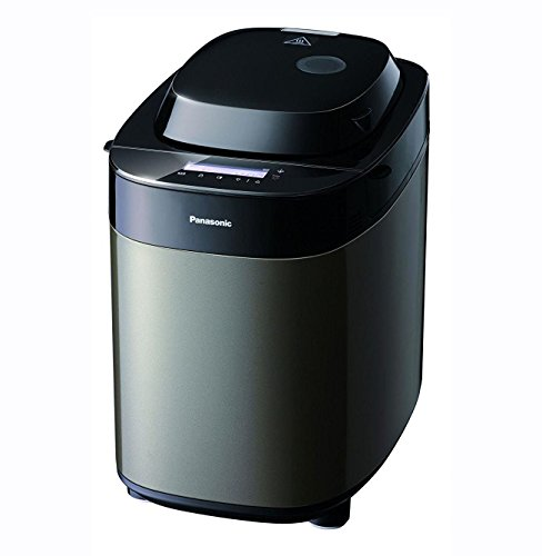 Panasonic SD-ZX2522KXC Bread Maker, Black