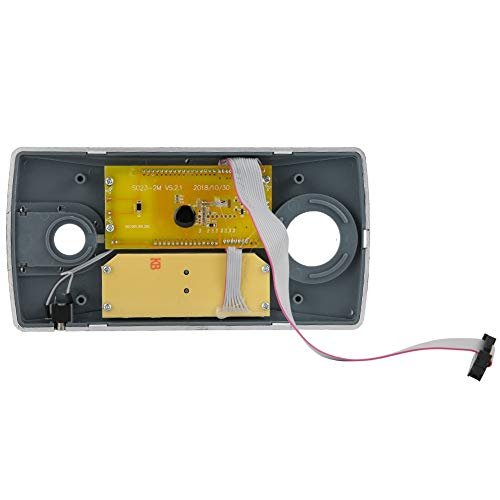 YOIM Lock Box, Durable LCD Lock, Abs Plastic Material for Door Cabinets Drawer
