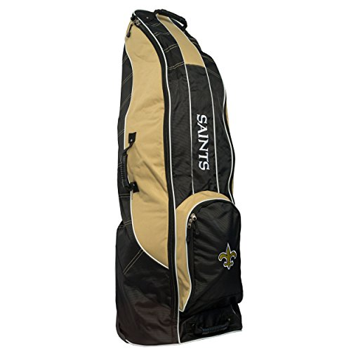 Team Golf NFL New Orleans Saints Travel Golf Bag