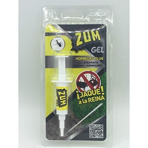 ZUM insecticida gel para Hormigas jeringa 5g.