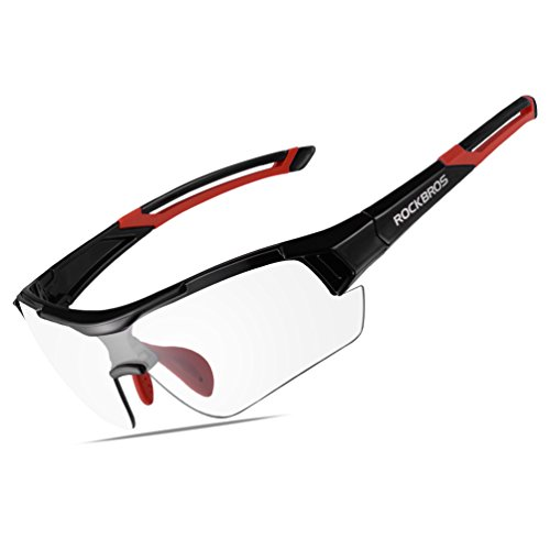 RockBros Unisex Photochromic Glasses