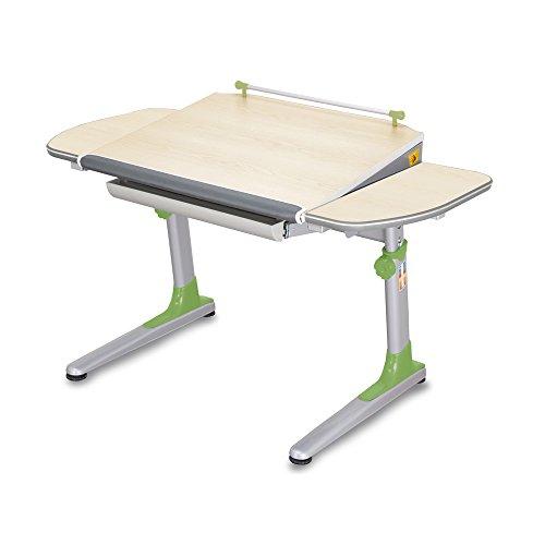 Mayer Sitzmöbel Kinderschreibtisch Profi_3 höhenverstellbar Kunststoffteile grün