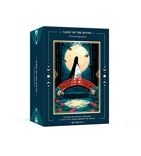 Tarot of the Divine: A Deck and Guidebook Inspired...