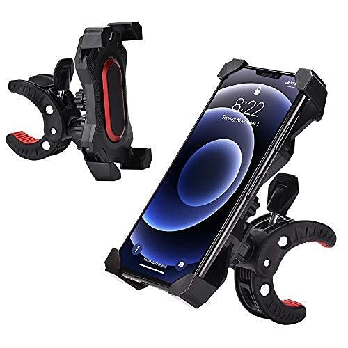 Soporte universal del soporte del teléfono del manillar para la bicicleta de la motocicleta de