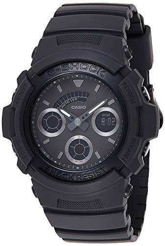 Relógio Masculino Casio G-Shock AW-591BB-1ADR - Preto