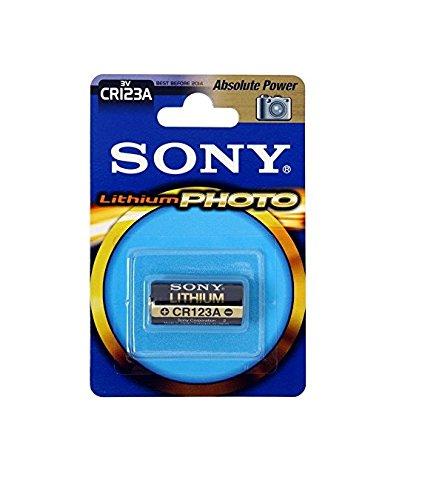 Sony Lithium Photo - Pila especial para cámaras de fotos, 3 V,...