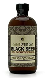 16 oz Black Seed Oil Bottle