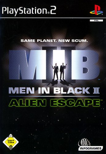 Men In Black II - Alien Escape [Importación alemana]
