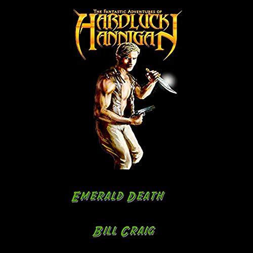 Emerald Death audiobook cover art