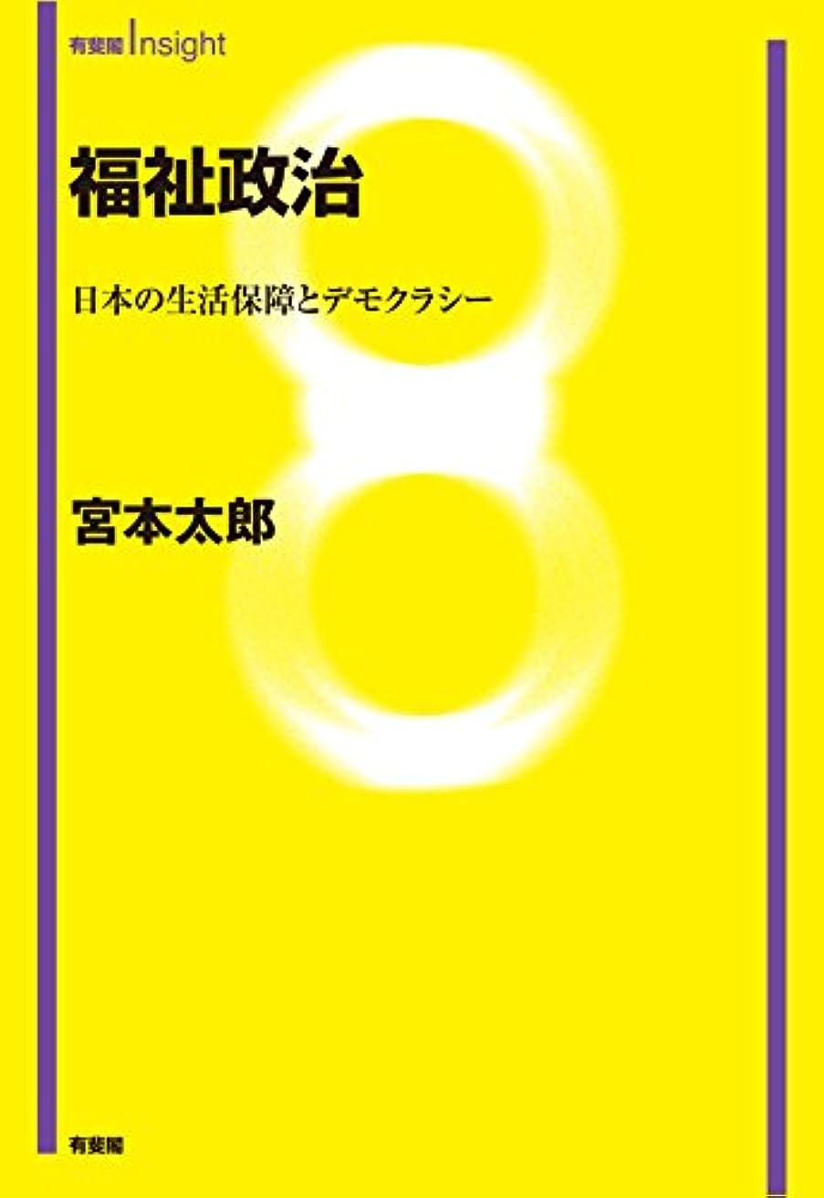 くしゃくしゃ羨望一生福祉政治:日本の生活保障とデモクラシー 有斐閣Insight