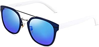 Vintage Polarized Sunglasses PARZIN Ultralight Oversize Shades for with Sunglasses Case PZ9823