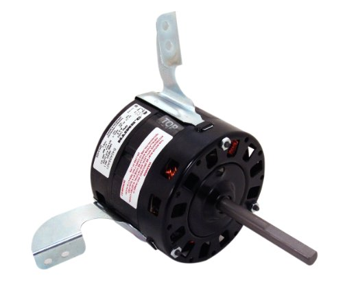 A.O. Smith OML6435 1/5 HP, 1050 RPM, 1 Speed, 42 Frame, CCWLE Rotation, 1/2-Inch x 3-5/8-Inch Shaft OEM Direct Replacement