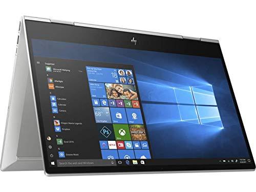 "HP Envy x360 15-dr0008nl Notebook Convertibile, Core i5-8265U, 8 GB di RAM, SSD da 512, Display 15.6"" Touchscreen FHD antiriflesso IPS, Argento"