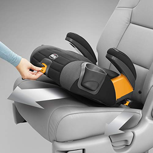 GoFit Plus Backless Booster Car Seat - Stream