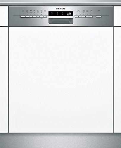 Preisvergleich Produktbild Siemens SN56P582EU iQ500 Geschirrspüler Teilintegriert / A+++ / 237 kWh / 14 MGD / 2660 Liter / 3-fach Wasserschutz 24h