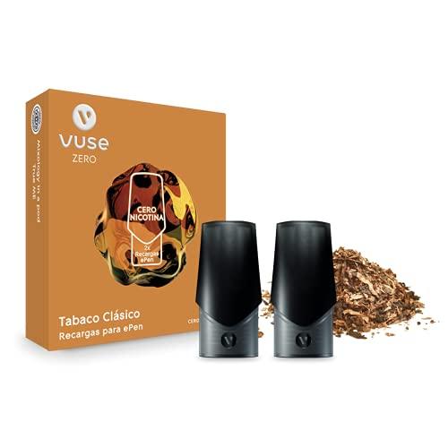 Cigarrillos Electronicos de Vapor Blue Marca VUSE