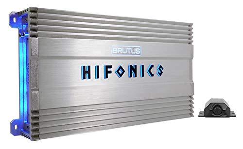 Hifonics BG-2500.1D 2500 W Max 4-Ohms Mono Subwoofer Car...