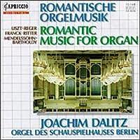 Romantic Organ Music
