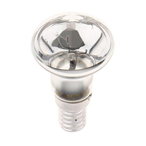Magideal Lavalampe Leuchtmittel R39Licht kleine Schraube SES E14Zubehör Beleuchtung Dekoration