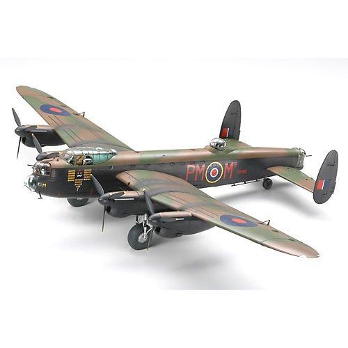 タミヤ 1/48 傑作機シリーズ No.112 イギリス空軍 アブロ ランカスター B Mk.I/III プラモデル 61112