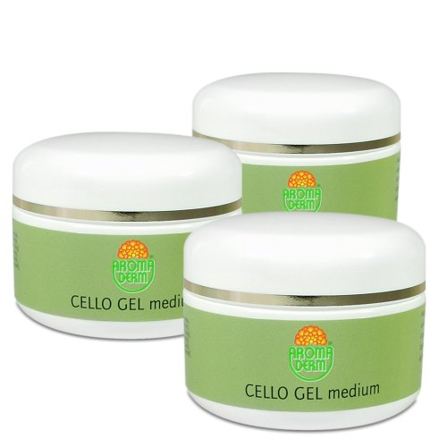 Aroma Derm Cello Gel medium, 3 x 150 ml