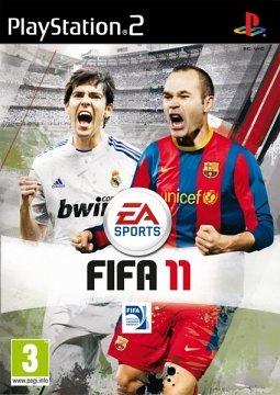 Fifa 11 Sony Ps2