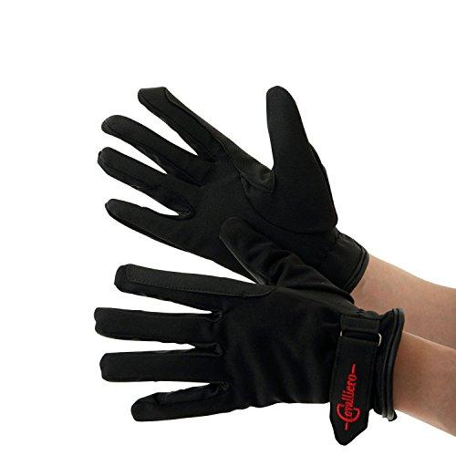 Kerbl Uni Winterhandschuhe Malmö Handschuh, Schwarz, S