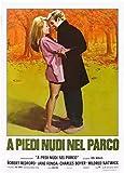 Barfuß im Park Film Italiener Robert Redford Jane Fonda
