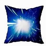 Butlerame Funda de Almohada Big Bang Universe, Fundas de Almohada de 18X18 Pulgadas Fundas de Almohada estándar