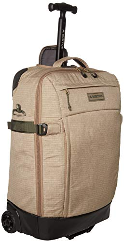Burton Multipath Carry-On Travel Bag, Timber Wolf Ripstop, One Size