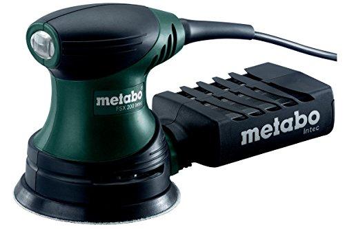 Metabo FSX 200 Fäustlings-Exenterschleifer Intec