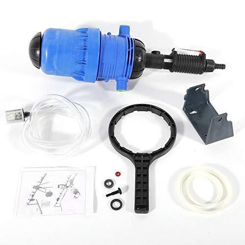 Fertilizer Injector Dispenser,Chemical Doser Proportioner 0.4%-4%,korrosionsbeständig