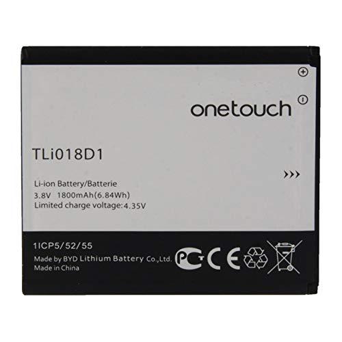 Bateria Compatible con TLi018D1 para Alcatel One Touch Pop 3 (5'') / Pop D5 / Alcatel Pixi 3 (5'') / OT-5015D / OT-5015X / OT-5038D / 5038X