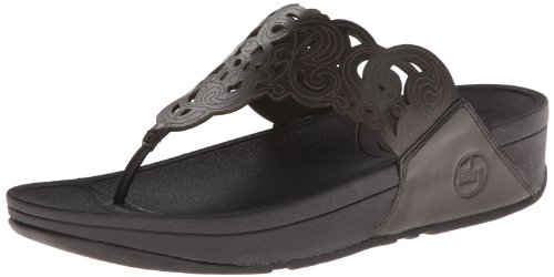 FitFlop Flora, Black
