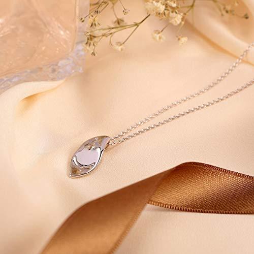Morellato Collana da donna, Collezione Foglia, in argento 925 - SAKH31