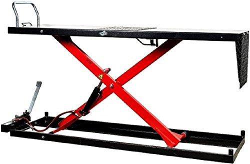 CATOCCIMACCHINE Sollevatore Ponte Moto 200X60 Portata 300 kg Made in Italy