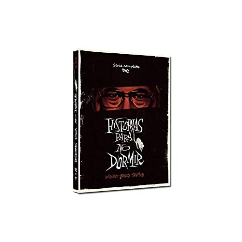 Historias para no dormir - Serie Completa DVD