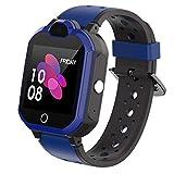 Polywell 4G Kinder Smartwatch, Touchscreen...