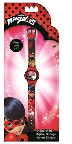 Ladybug Reloj Digital (Kids LB17047)