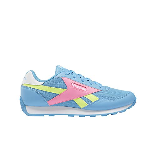 Reebok Royal Rewind Run, Zapatillas de Running Mujer, RADAQU/ELEPNK/YELLWF, 36.5 EU