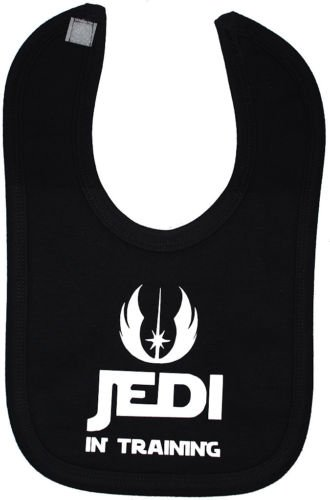 Jedi dans Training Attache Touch Collerette Star Wars - Noir