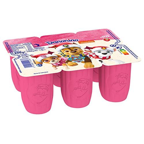 Danonino - Danone Fresas Pack 6 x 50 g