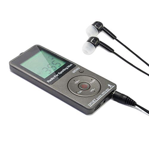 Radios Portatiles Pequeñas Digitales Marca Mifine