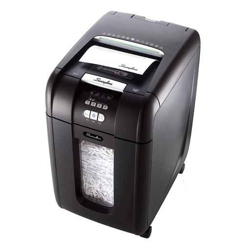 Amazing Deal ACCO 1757576C Swingline Stack and Shred 300X