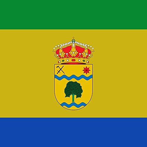 magFlags Bandera Large Cuadrada de 1 Tricolor | 1.35m² | 120x120cm