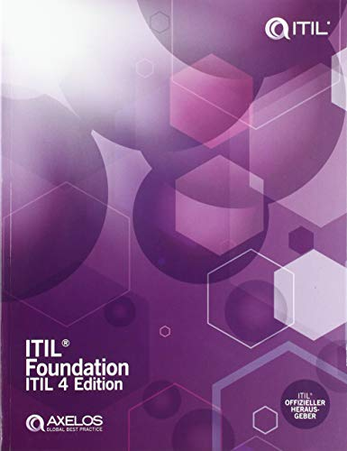 ITIL 4 foundation (German edition): Edition German Translation