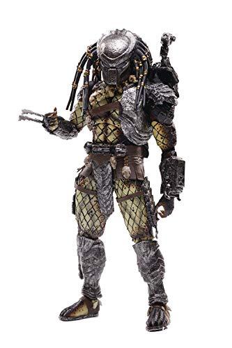 Hiya Toys Alien vs. Predator: Young Blood Predator 1:18 Scale Action Figure