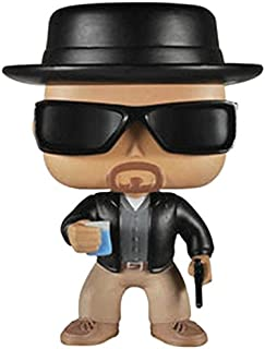 Funko POP Television (Vinyl): Breaking Bad Heisenberg Action Figure