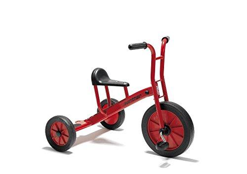 Viking Dreirad groß (Alter: 4-8 Jahre / Lenkerhöhe 69 cm / Sitzhöhe 43 cm) von Winther